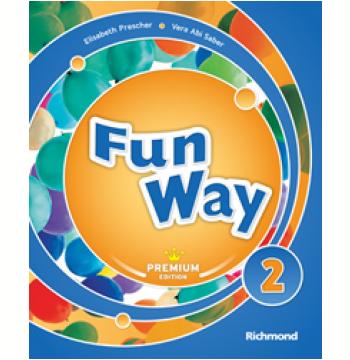 Fun Way 2 - Premium Edition - Ensino Fundamental I - 2º Ano