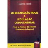 Lei De Execução Penal E Legislação Complementar