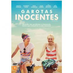 DVD - Garotas Inocentes - Dakota Fanning, Elizabeth Olsen - 7898920259188