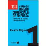Curso De Direito Comercial E De Empresa 1 - Teoria Geral Da Empresa E Direito Societário - Ricardo Negrão