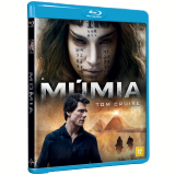 A Múmia (Blu-Ray) - Russell Crowe, Tom Cruise, Courtney B. Vance