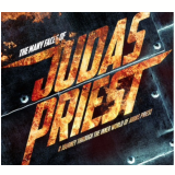 The Many Faces Of Judas Priet  (CD) - Judas Priet