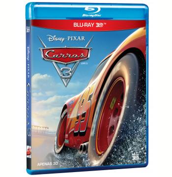 Carros 3 (Blu-Ray 3D)
