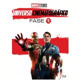Marvel Universo Cinematográfico - Fase 1 (Blu-Ray) -