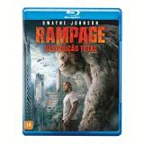 Rampage - Destruição Total (Blu-Ray) - Vários (veja lista completa)