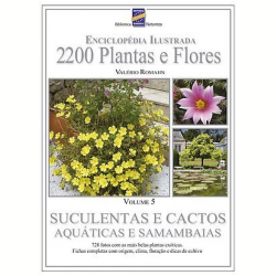 Suculentas e Cactos, Aqu�ticas e Samambaias (Vol.5)