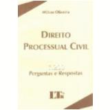 Direito Processual Civil 1200 Perguntas e Respostas - Milton Oliveira