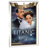 Titanic (DVD) - Robert Wagner, Barbara Stanwyck