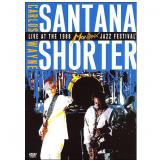 Carlos Santana & Wayne Shorter - Live From the 1988 Montreux Jazz Festival (DVD) - Carlos Santana, Wayne Shorter