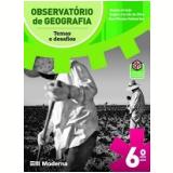 Observatorio De Geografia - 6º Ano - Ensino Fundamental Ii - 6º Ano - Regina Araujo