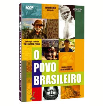 Resultado de imagem para documentário o povo brasileiro download