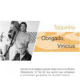 Toquinho - Obrigado, Vinicius (CD) - Toquinho