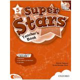 Super Stars 5 Teacher's Book Pack -