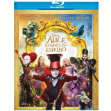 Alice Através do Espelho (Blu-Ray) - Johnny Depp, Mia Wasikowska
