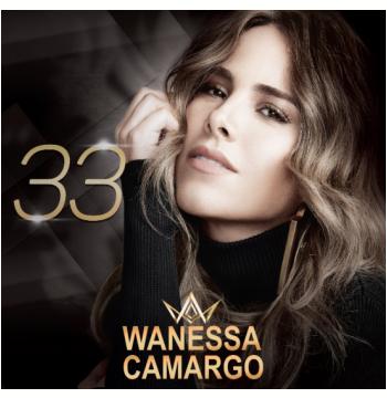 Wanessa Camargo - 33 (CD)