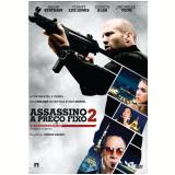 Assassino Á Preço Fixo 2 - A Ressurreição (DVD) - Tommy Lee Jones, Jessica Alba, Jason Statham