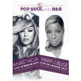 Anastacia 2014 e Mary J. Blige 2014 (DVD) - Anastacia E Mary J. Blige