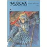 Nausicaä do Vale do Vento Vol. 3 - Hayao Miyazaki