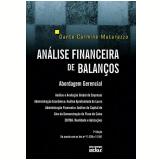 Análise Financeira de Balanços - Dante Carmine Matarazzo