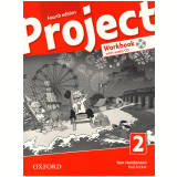 Project 2 - Workbook With Audio Cd And Online Practice Pack - Fourth Edition -
