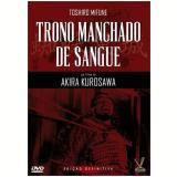 Trono Manchado De Sangue (DVD) - Akira Kurosawa (Diretor)
