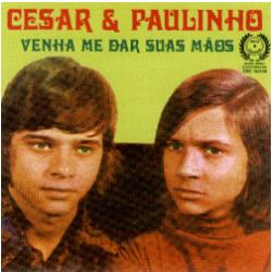 CDs - Cesar & Paulinho - Venha Me Dar Suas Mãos - Cesar & Paulinho - 7898136575195