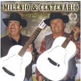 Milênio & Centenário - A Dupla 1100 (CD) - Milênio & Centenário