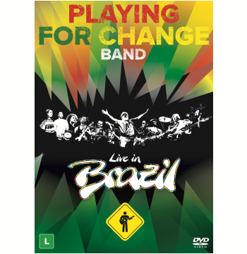Playing For Change Band - Live in Brazil (DVD)
