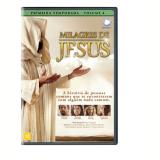 Milagres De Jesus - (vol.4) - 1° Temporada (DVD) - Milhem Cortaz