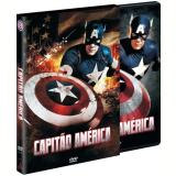 Capitão América (Cards) + (DVD)