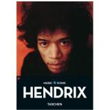 Jimi Hendrix - Dafydd Rees, Luke Crampton, Wellesley Marsh