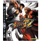 Street Fighter IV (PS3) -