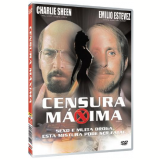 Censura Máxima (DVD) - Charlie Sheen
