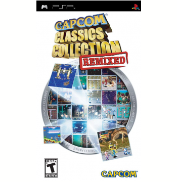 Capcom Classics Collection Remixed (PSP)