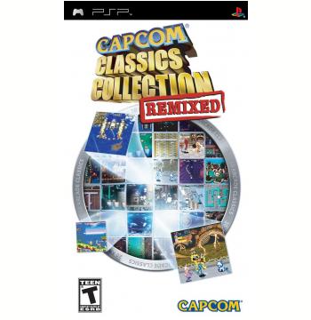 Capcom Classics Collection Remixed (PSP)