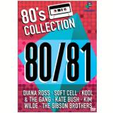 80's Collection – 1980 e 1981 (DVD) - Vários (veja lista completa)