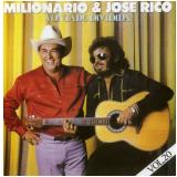 Milionário e José Rico - Vol 20 - Vontade Dividida (CD) - Milionário e José Rico