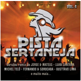 Pista Sertaneja 4 (CD)