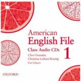 American English File 1 Audio (3 Cds) (CD) -