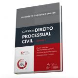 Curso De Direito Processual Civil - Humberto Theodoro Junior
