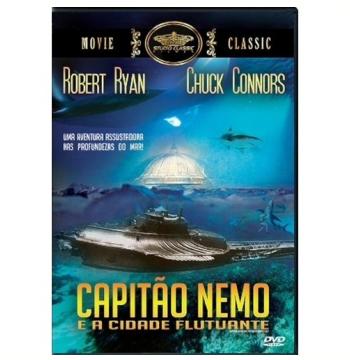 Capitão Nemo e a Cidade Flutuante (DVD)