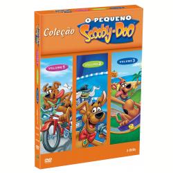 DVD - Pequeno Scooby - Doo, O - Vol. 1, 2 e 3. - Vários ( Diretor ) - 7892110056311