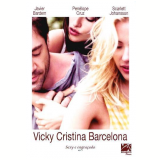 Vicky Cristina Barcelona (DVD) - Woody Allen (Diretor)