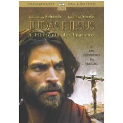 DVD - Judas e Jesus - A História da Traição - Jonathan Scarfe, Johnathon Schaech - 7890552006277
