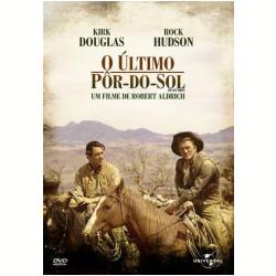 DVD - O Último Pôr - do - Sol - Robert Aldrich ( Diretor ) - 7898366213874