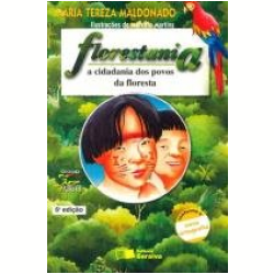 Livros - Jabuti - Florestania - Maria Tereza Maldonado - 9788502038912