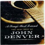 A Song's Best Friend - The Very Best Of John Denver (CD) - John Denver
