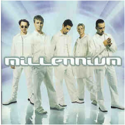 CDs - Backstreet Boys - Millennium - 5013705235825