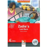 Zadie´s Last Race - With Cd - Elementary - Martyn Hobbs