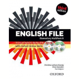 English File Elementary Multi-Pack B With Itutor And Online Skills - Third Edition -